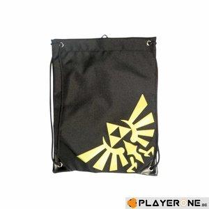 Merchandising NINTENDO - ZELDA - Gym Bag - Golden Zelda Logo