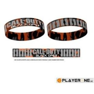 Merchandising CALL OF DUTY Black Ops 2 - Rubber Camo Wristband