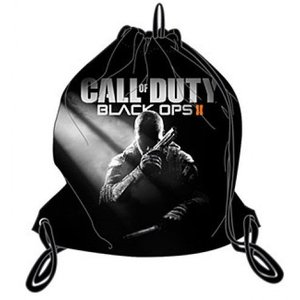 Merchandising CALL OF DUTY Black Ops 2 - Gym Bag Cover Drawstring