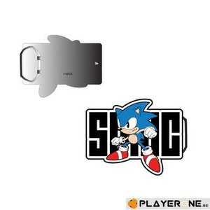 Merchandising SONIC - Full Body With Logo Buckle