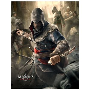 Merchandising ASSASSIN'S CREED - WallScroll 77X100 - Fight you way