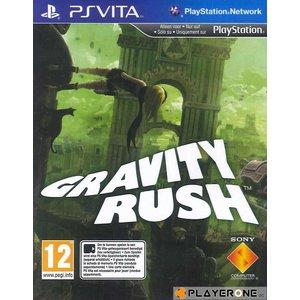 PS Vita Gravity Rush