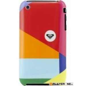 Mobiles ROXY - Hard Case Iphone 3G/3GS : Multicolor Triple Layers