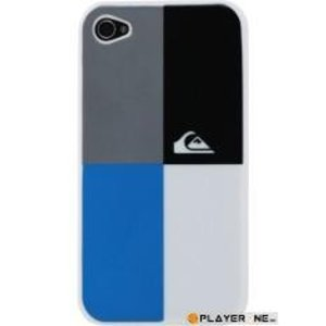 Mobiles QUIKSILVER - Hard Case Iphone 4/4S : Graphic Square Triple Layers