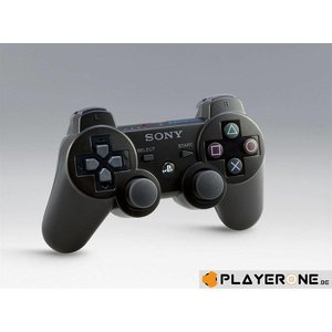 PS3 Control Pad Wireless DUALSHOCK 3 Officiel (Black)