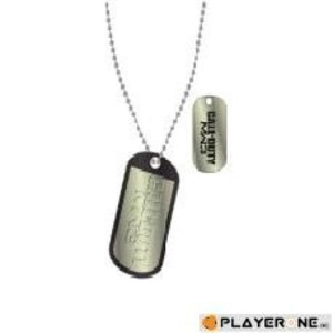 Merchandising CALL OF DUTY MW3 - Dogtags