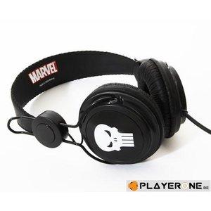 IT COLOUD - Headphone Marvel Punisher Black