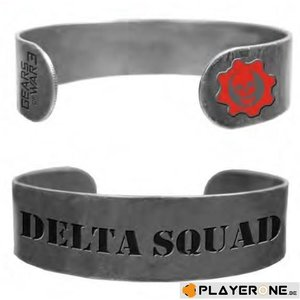 Merchandising GEARS OF WAR 3 - Military Bracelet Delta Squad