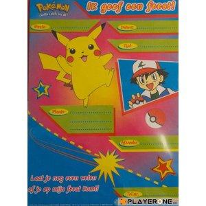 Merchandising POKEMON - Enveloppe