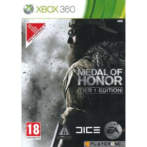X360 Medal of Honor NG TIER 1 EDITION