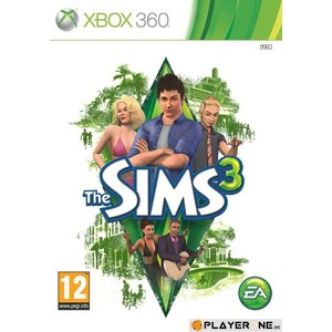 X360 The Sims 3 (CLASIC)