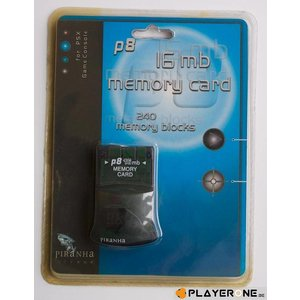 RETRO Memory Card 16MB For PSX