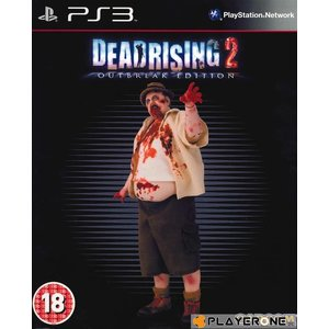 PS3 Dead Rising 2 Outbreak Edition Figurine Pack