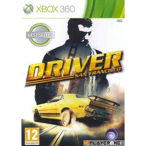 X360 Driver San Francisco CLASSICS
