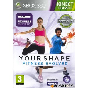 X360 Your Shape : Fitness Evolved (KINECT CLASSICS)