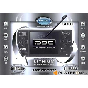 RETRO Console PDC Touch Multimedia LITHIUM