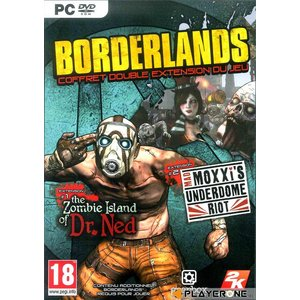 PC Borderlands Game Add On Pack