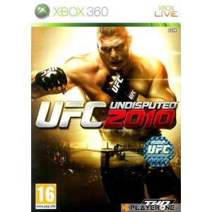X360 UFC Undisputed 2010