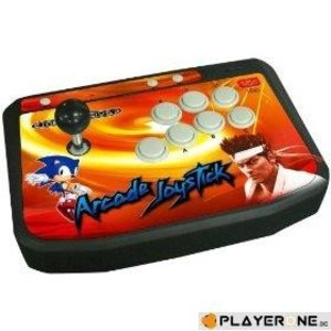 RETRO Console SEGA SM-2708 ( Joypad Arcade + 26 Jeux + Slot SD )
