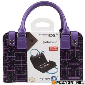 RETRO Official Nintendo Quilted Tote DSI