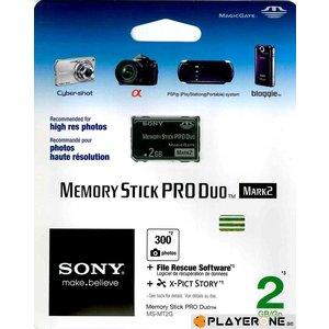 RETRO Memory Stick Pro Duo MarkII - 2 Giga