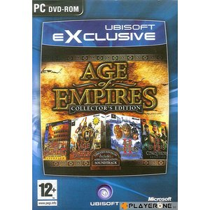 PC Age of Empires Collector