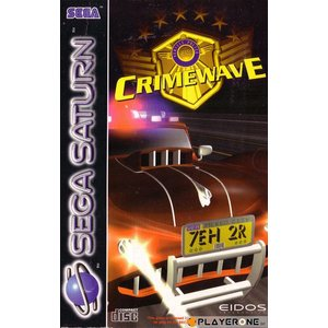RETRO Sega Saturn : Crime Wave