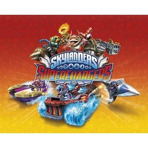 Skylanders Superchargers Skylanders Superchargers ( BOX 12 FIGURINES - Vehicles) WAVE 2