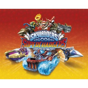Skylanders Superchargers Skylanders Superchargers ( BOX 12 FIGURINES - Vehicles) WAVE 1