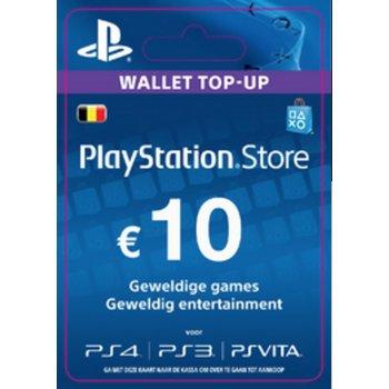 PS4 PlayStation Network - 10 Euro (BE)