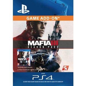 PS4 PlayStation Network - Mafia III Season Pass (BE)