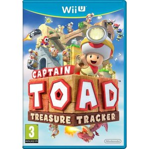 WiiU Captain Toad Treasure Island