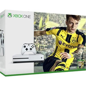 XONE Console Xbox One S 500GB Fifa 17 Bundle
