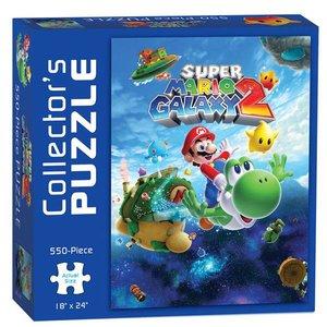 Merchandising NINTENDO - Puzzle Super Mario Galaxy 2 Collector Edition