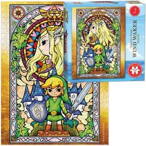 Merchandising ZELDA - Puzzle The Legend of Zelda - Wind Waker #02 Collector Edition