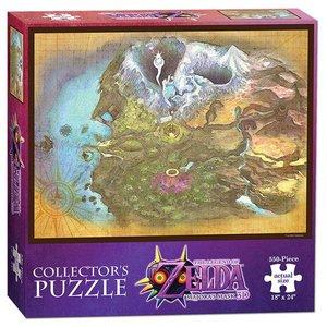 Merchandising ZELDA - Puzzle The Legend of Zelda - Majora's Mask Termina