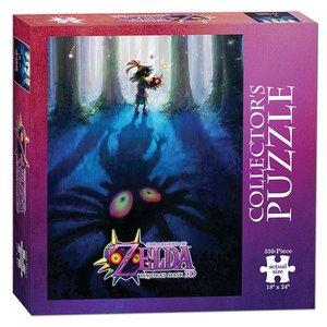 Merchandising ZELDA - Puzzle The Legend of Zelda - Majora's Mask Monster Hunter