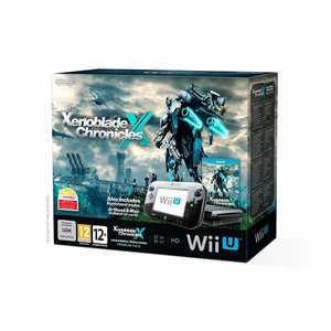 WiiU Console Wii U Premium Pack XENOBLADE Chronicles (LIMITED EDITION)