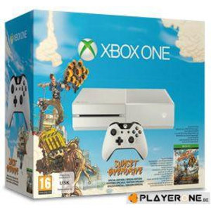XONE Console Xbox One 500 Gb White Sunset Overdrive BUNDLE