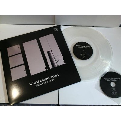 Vinyl Whispering Sons - Endless Party