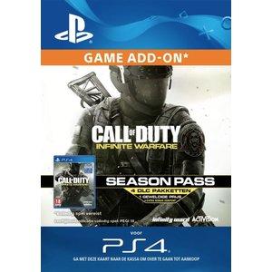 PS4 PlayStation Network - COD Infinite Warfare Season Pass (BE)