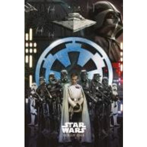 Merchandising STAR WARS ROGUE ONE - Poster 61X91 - Empire