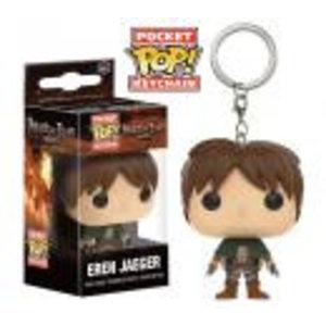 Merchandising Pocket Pop Keychains : Attack on Titan - Eren Jaeger