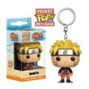 Merchandising Pocket Pop Keychains : Naruto - Naruto