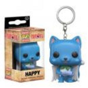 Merchandising Pocket Pop Keychains : Fairy Tail - Happy