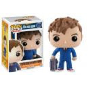 Merchandising DOCTOR WHO - Bobble Head POP Nr 355 - 10th Doctor with Hand