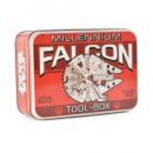 Merchandising STAR WARS - Tin Box 18 X 13 X 7 - Millenium Falcon