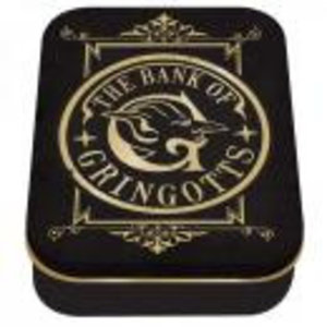 Merchandising HARRY POTTER - Collectors Tins 7 X 10 X 2.5 - Bank of Gringotts