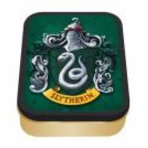 Merchandising HARRY POTTER - Collectors Tins 7 X 10 X 2.5 - Slytherin