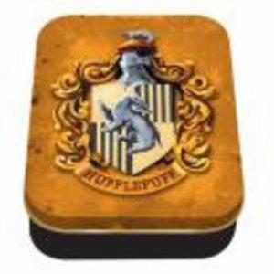 Merchandising HARRY POTTER - Collectors Tins 7 X 10 X 2.5 - HufflePuff